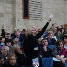 СНБА против фальсификации выборов делегатов в состав Аудиторской Палаты Украины