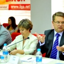 Round table: Self-regulation of auditing in Ukraine: to be or not to be? 13.09.2010